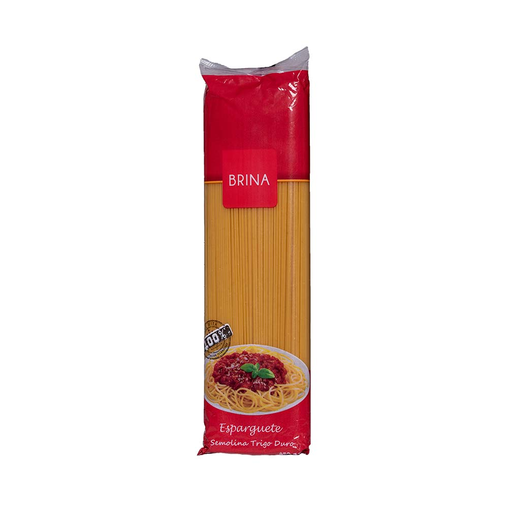 Massa Esparguete BRINA